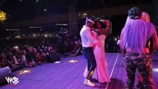 Diamond platnumz, zimbabwe show