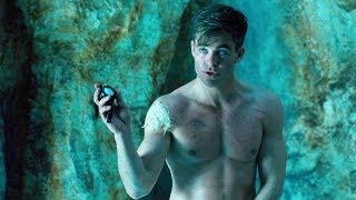 Steve Trevor in the bath  | Wonder Woman [+Subtitles]