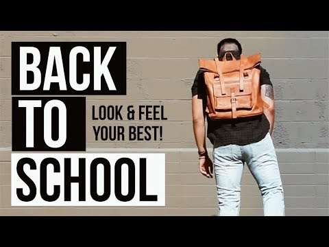 HOW TO ELEVATE YOUR STYLE FOR BACK TO SCHOOL! + GROOMING TIPS (FEAT. BRAUN) | JAIRWOO