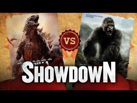 watch Godzilla vs. King Kong - Who Would Win In A Battle? Showdown HD