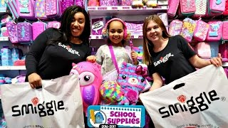 Smiggle School Supplies - Shopping For Clothes & Christmas Presents - Outdoor Playground Fun