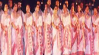 Sanghachadda O Anadaloke Album-Prarthana Sangeet. Artist- Calcutta Youth Choir.wmv
