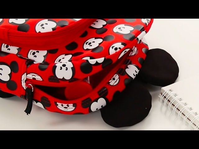 Mickey Mouse Backpack | Back to School | Disney Family