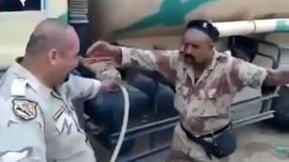 رقص الجيش العراقي ابو شوارب