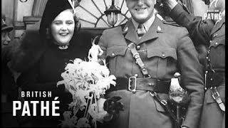 Churchill Wedding (1939)