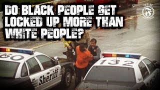 Do black people get locked up more than white people? - Prison Talk 15.2