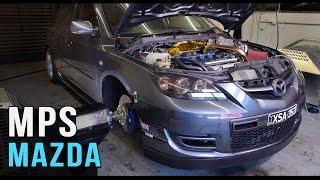 500+hp Mazda3 MPS