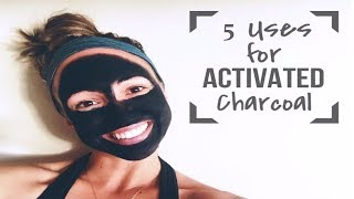 5 Impressive Use of Charcoal that may Change your Life | Benefits of Charcol