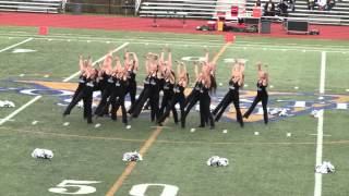 Worcester State Univesity Dance Team Homecoming Performance