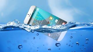 اول هاتف ذكي يطفو فوق سطح الماء دون غرق 