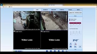 HOW TO CONNECT DVR TO COMPUTER (PC)? HOW TO CHECK CCTV FOOTAGE ON LAPTOP