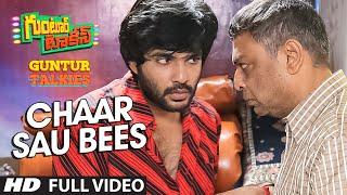 Chaar Sau Bees Full Video Song ||