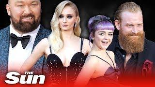 GoT Season 8: Interviews from the premiere