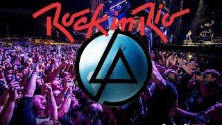 Linkin Park Live Rock in Rio USA 2015