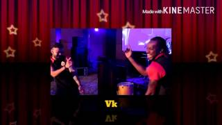 Chris Gayle and Virat Kohli dance shane watson song