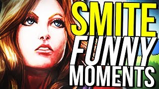 BEST SMITE SUPPORT IN THE WORLD! (Smite Funny Moments)