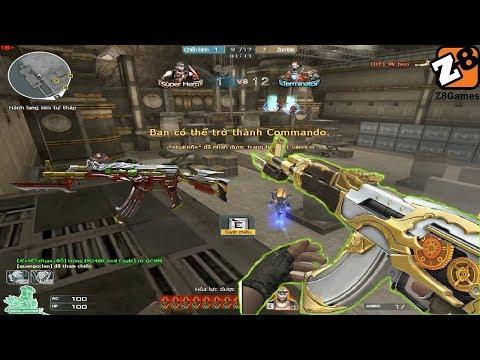 Xxx Mp4 Crossfire NA 2 0 AK47 Royal Guard Level 10 Hero Mode X By Rùa Ngáo Zombie V4 3gp Sex