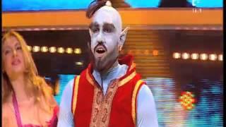 Download Alex Velea se transformă în Genie din filmul Disney