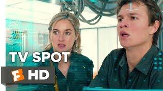 The Divergent Series: Allegiant TV SPOT - Explosive (2016) - Shailene Woodley, Ansel Elgort Movie HD