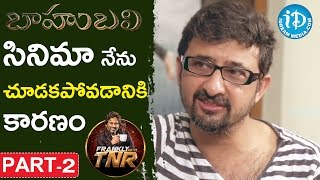 Director Teja Exclusive Interview Part #2 || Frankly With TNR || Talking Movies With iDream