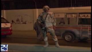 Karachi ranger and police crackdown MQM London
