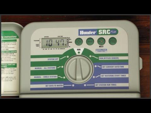 Xxx Mp4 How To Program A Hunter SRC Plus Sprinkler Timer 3gp Sex