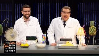 Science Demo: Fuel with Fruit