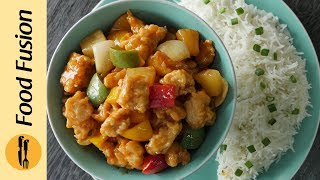 Sweet N Sour Chicken Recipe By Food Fusion