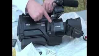 sony hd 1500 MP4 1024 PAL Streaming