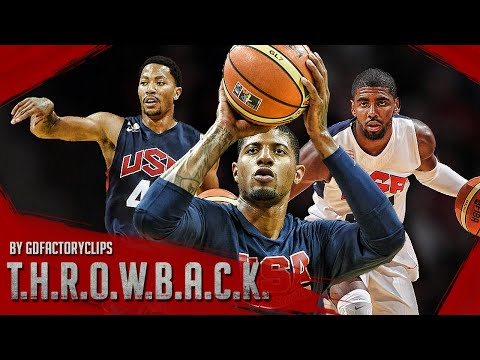 watch USA Team Showcase Blue vs White 2014.08.01 Highlights - Best Plays!