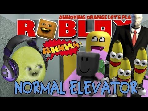 Gaming Grape Plays Roblox NORMAL ELEVATOR