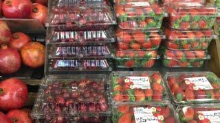 Cuộc sống ở Hàn Quốc: Ghé siêu thị mua ít đồ về làm cơm.