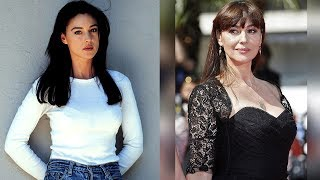 Monica Bellucci Transformation 2018    From 1 To 54 Years Old