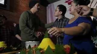 The Wedding and Bebek Betutu #webek - Behind the Scenes part 1