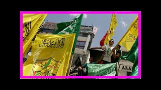News 24/7 - Former rivals hamas, fatah United Kingdom against trumps moved jerusalem-plo