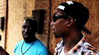 ListenToYourCitty- Michael K Williams visits Curtis Snow from Snow On Tha Bluff