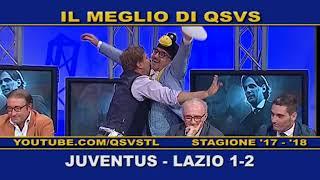 QSVS - I GOL DI JUVENTUS - LAZIO 1-2 TELELOMBARDIA / TOP CALCIO 24