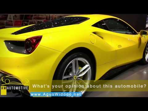 Ferrari 488 GTB 2017 give Review Scores to this new Car Autos 1 for min and 100 for max points