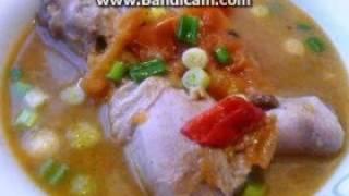 Resep Cara Membuat Ayam Kuah Garang Asem