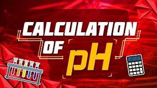 Calculation of pH