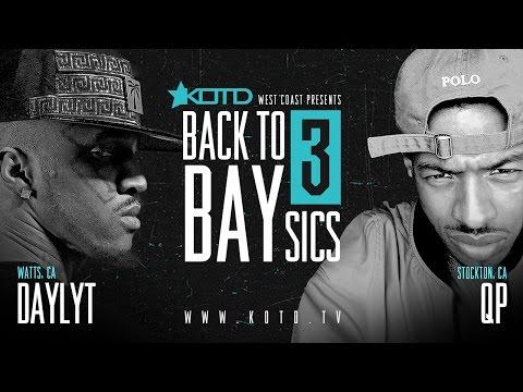 KOTD - Rap Battle - Daylyt vs QP | #B2B3