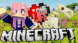 Evil Chickens Attack! | Ep. 1 | Minecraft One Life