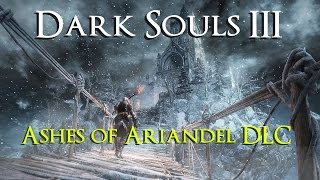 Ashes of Ariandel DLC NG+8 Fist Only (Pt. 2)