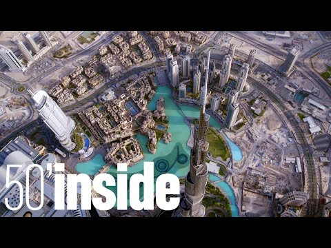 La Burj Khalifa 50 Inside