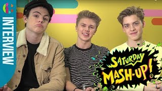 New Hope Club answer Cringey Questions!