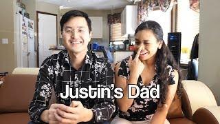 Korean Dad Meets His Blasian Future-Daughter-In-Law