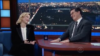 Laugh Along With The Late Show