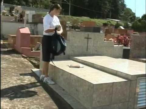 Lendas Urbanas A Flor do Cemitério sem cortes até o final