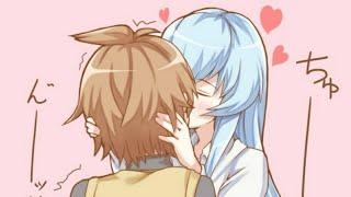 Akame Ga Kill - Esdeath kiss tatsumi (English dub)