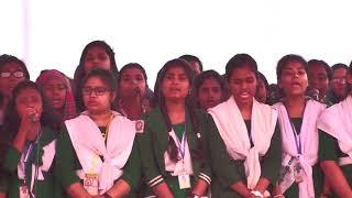 New Video Trishal Gals School